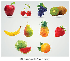 Polygonal Fruits
