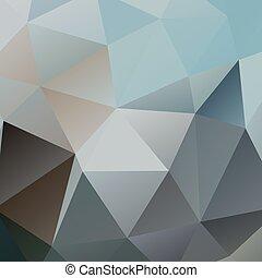 polygonal, geometria, astratto, fondo