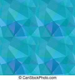 polygonal, seamless, tło modelują