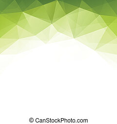 polygonal, tło., abstrakcyjny, geometryczny