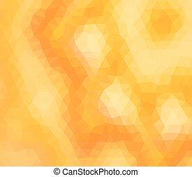 Polygonal template