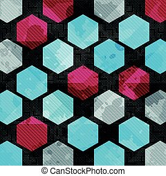 polygons abstract geometric background vector illustration