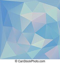 polygons., astratto, vettore, disegno, fondo