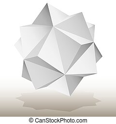 polyhedral figure