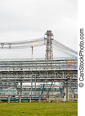 Gas-chemical complex on polypropylene production