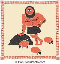 polyphemus, cíclope