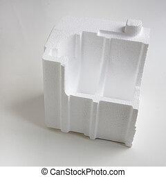 polystyren, stoppning