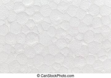Polystyrene - White polystyrene high resolution texture and...