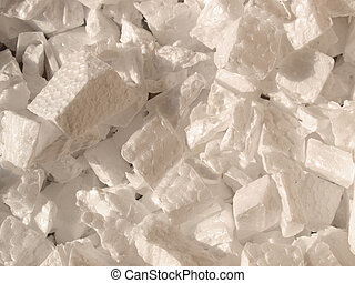 polystyrene - Expanded polystyrene beads for packaging...