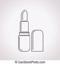 pomade lipstick icon