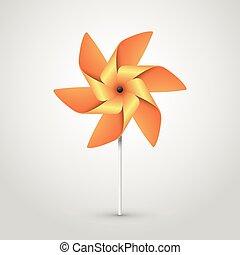pomarańcza, pinwheel