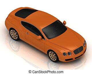 pomarańcza, wóz, premia