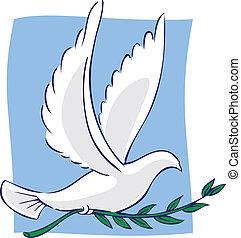 pomba paz