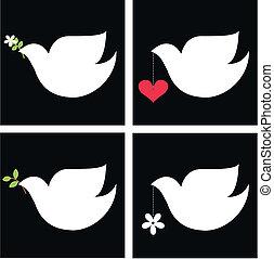 pombas paz