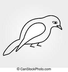 pombo branco