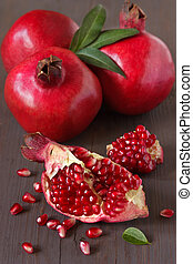 pomegranate.
