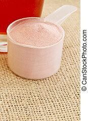 pomegranate powder and juice