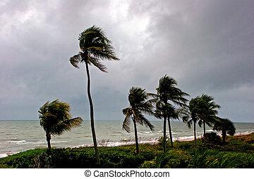 pomeriggio, tempesta