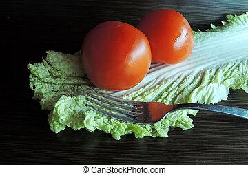pomidor, pekinska, kapusta