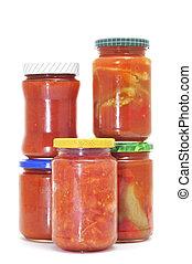 pomidor, utrzymany
