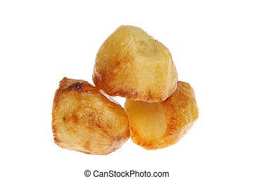 pommes terre, rôti