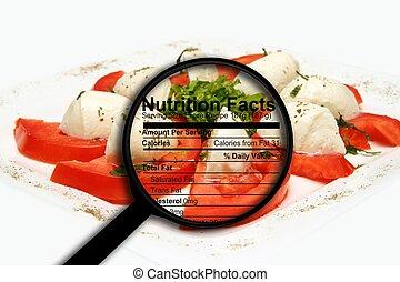 pomodoro, fatti nutrizione