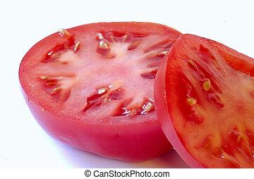 pomodoro, fetta