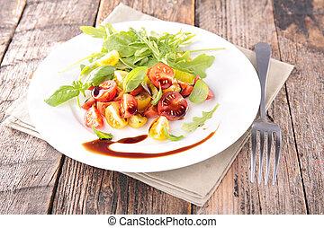 pomodoro, insalata