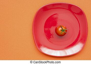 pomodoro, singolo
