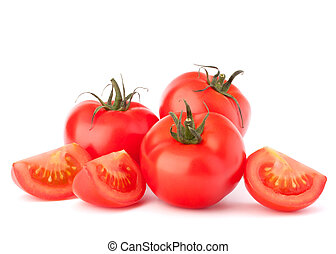 pomodoro, verdura, mucchio