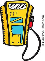 pompa, stacja, benzyna, zapas