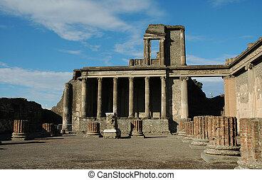 Pompeii Basilica