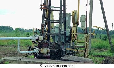 pompes huile, fonctionnement