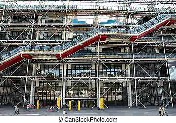 Pompidou Center - Paris