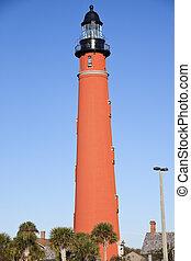 Ponce de Leon Inlet Lighthosue in Florida