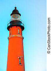 Ponce de Leon Inlet Lighthouse And Museum, Daytona Beach, Florida, USA