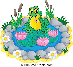 Pond theme image 1