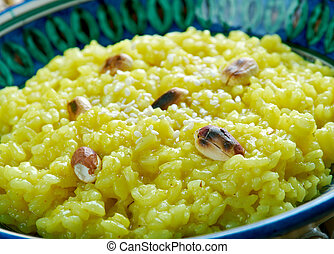 Pongal chutney - South Indian Rice and Lentils Risotto with ...