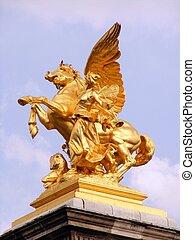 pont, 彫刻, iii, アレキサンダー