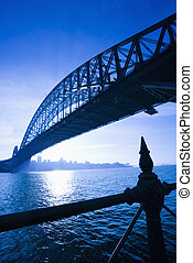 pont, australia.