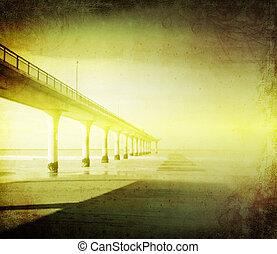 pont, démodé
