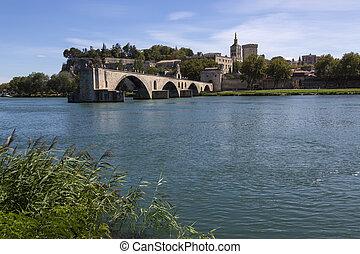 Pont d'Avignon - Avignon - France - The Pont d'Avignon (Pont...
