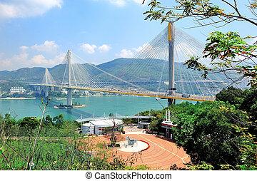 pont, hong kong