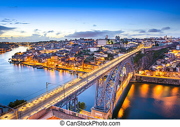 pont, luis, portugal, porto, dom