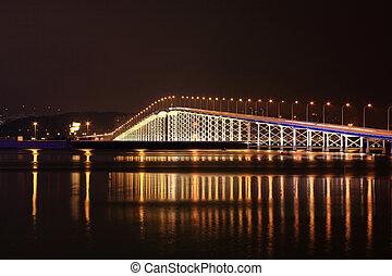 pont, occupé, macau