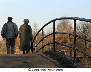 pont, retraités
