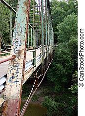 pont, rouillé