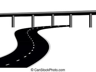 pont, route