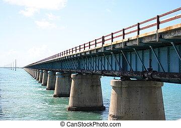 pont, sept, mille, vieux