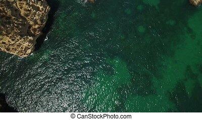 ponta, aus,  de, Luftaufnahmen, Wasser, Boote, brummen,  piedade, Bucht